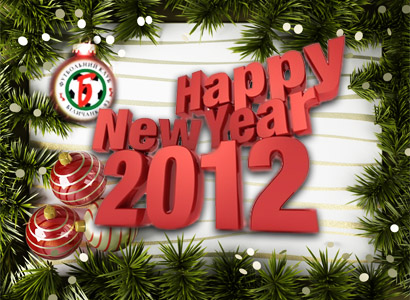 Беличанка, Новый год, 2012, футзал, спорт