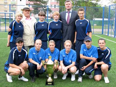 Коцюбинское, Садовский, турнир памяти, футзал, Беличанка, 2008