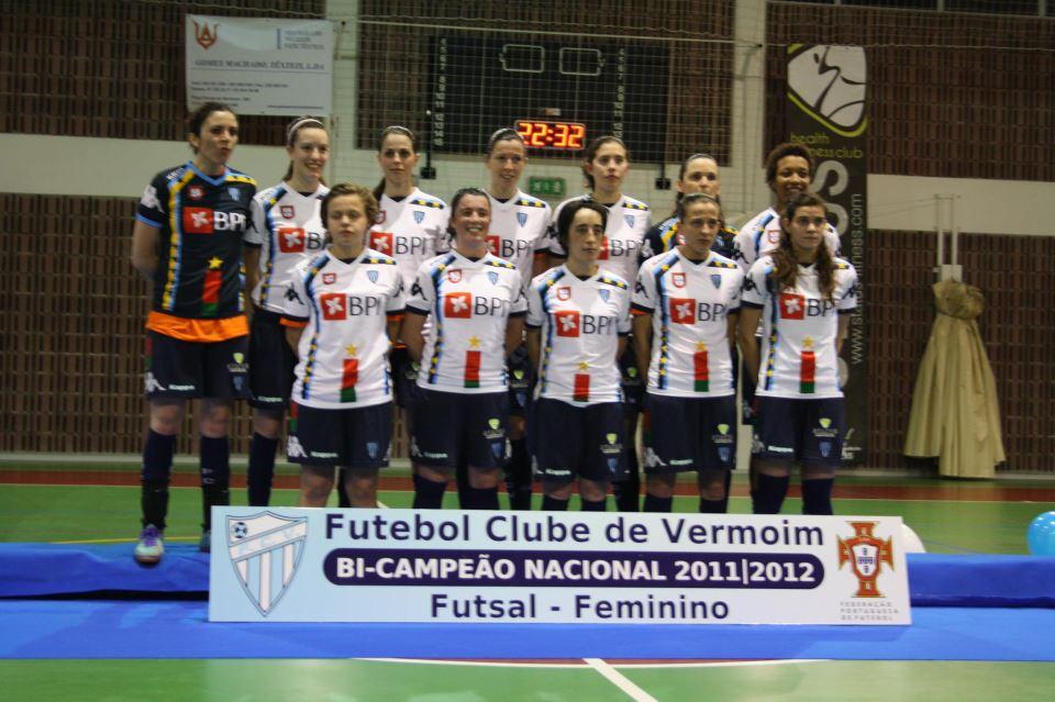 Taça Nacional Feminina: CRC Quinta dos Lombos - FC Vermoim - 1:3