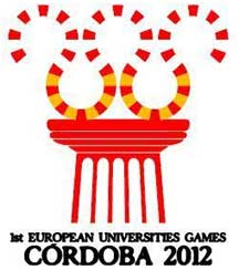 1st European Universities Games, Cordoba, Games 2012, EUSA, МАМИ, МОСКВА