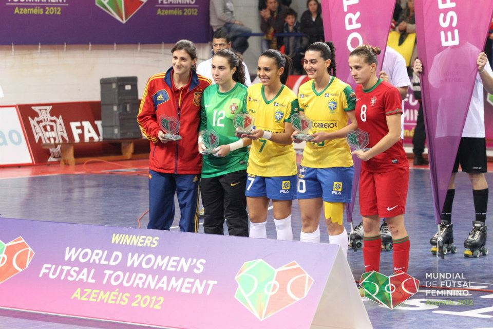 FAIR PLAY team, UKRAINE, III Mundial de Futsal Feminino, III World Women's Futsal Tournament