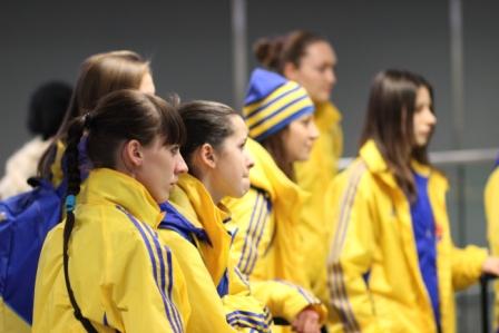 Сорочик, АМФУ, женская сборная по футзалу, ФФУ, Шепеленко, Колок, Беличанка, футзал