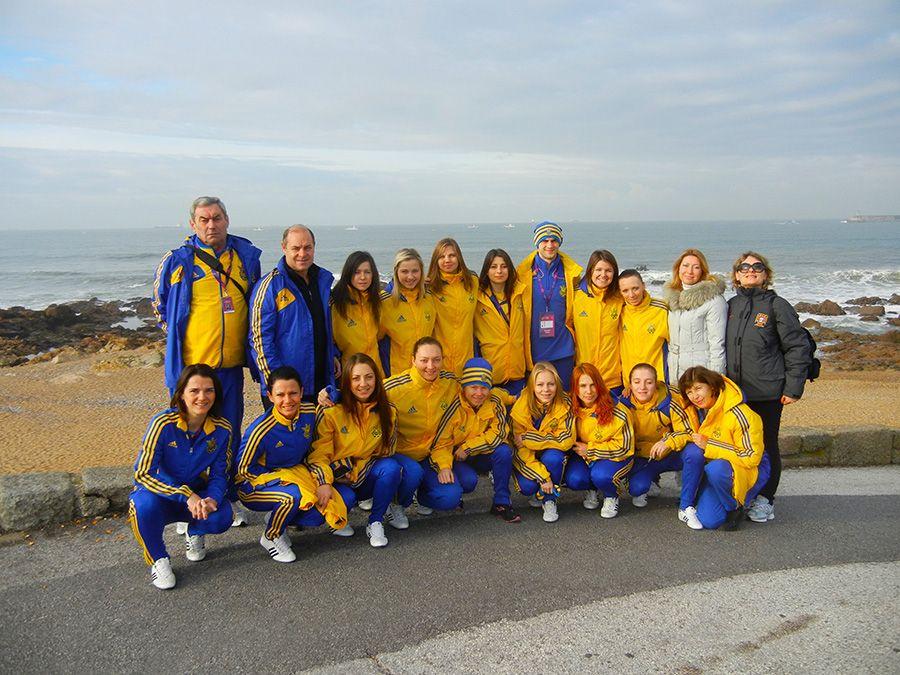 WOMEN FUTSAL WORLD CUP: UKRAINE
