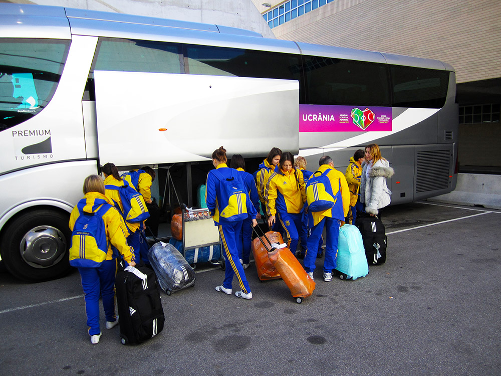 III WORLD WOMEN'S FUTSAL, FIFA, чемпионат мира 2008, DRAW, украина, Portugal 2012, женский футзал, Mundial de Futsal Feminino, Futsal feminino, мини-футбол