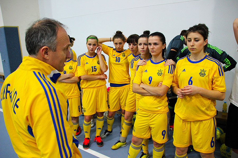 Міні-футбол, Portugal 2012, Mundial, АМФУ, жіночий футзал, womens futsal, збірна, ФФУ, Володимир Колок