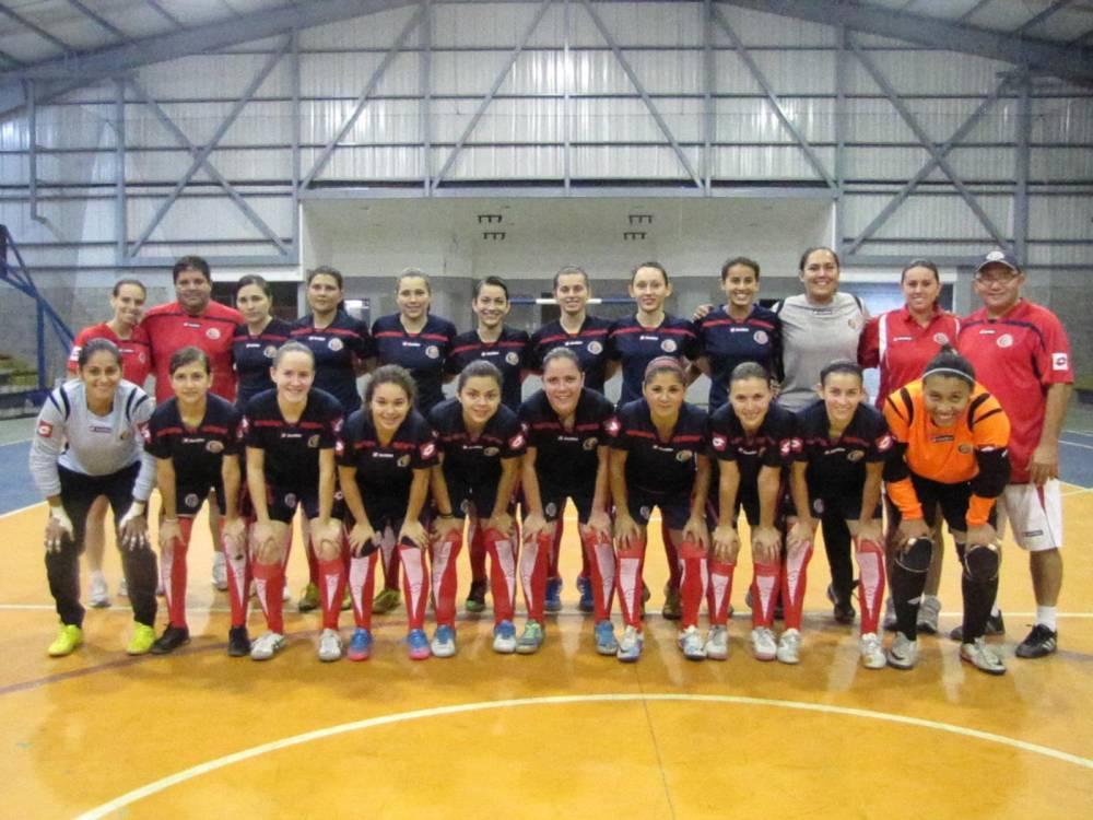 Costa Rican Women National Team
