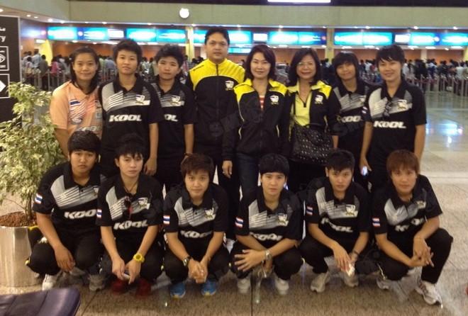 FIFA, женский футзал, женские сборные, womens national futsal team, futsal, Thailand womens futsal team