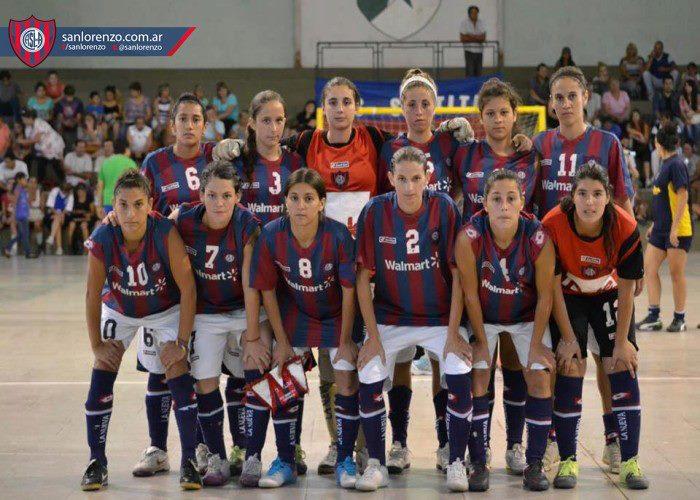 San Lorenzo de Almagro (Argentina), 2º Sul-Americano de Clubes, Copa Mulheres da América, CONMEBOL Women Futsal Club Championship