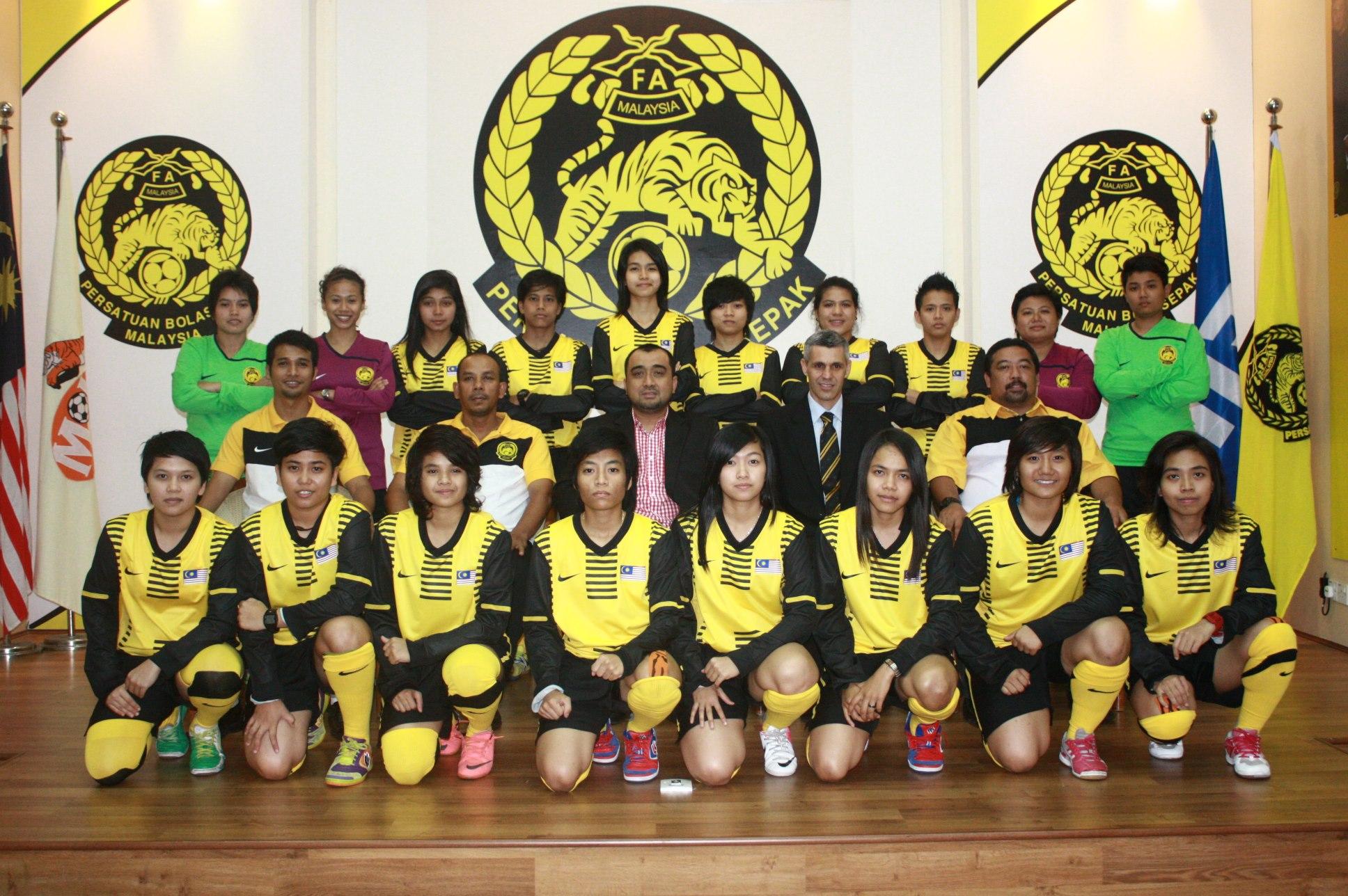 FIFA, женский футзал, женские сборные, womens national futsal team, futsal, malaysia womens futsal team