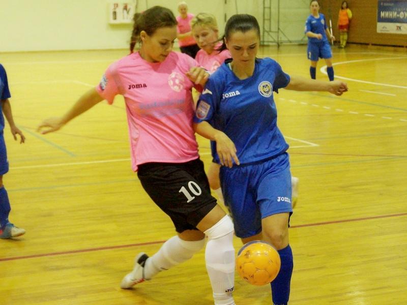 Лагуна-УОР, Аврора, женский футзал, женский мини-футбол, АМФР, Горобец, Титова, Широкая