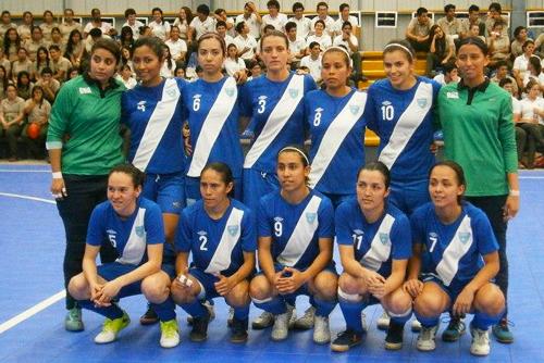 FIFA, женский футзал, женские сборные, womens national futsal team, futsal, Guatemala womens futsal team