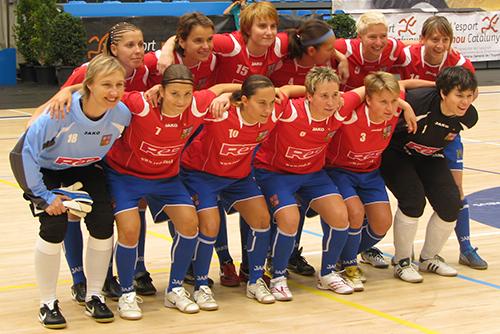 FIFA, женский футзал, женские сборные, womens national futsal team, futsal, Czech repulic womens futsal team