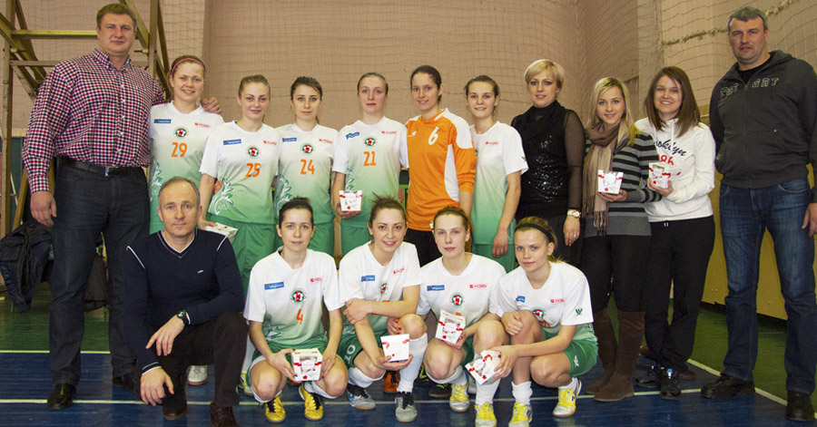 кубок Украины, женский футзал, «Кристал» Херсон, Коцюбинское, мини-футбол, Беличанка-НПУ