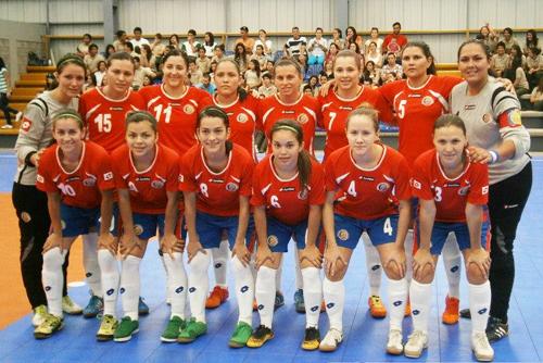FIFA, женский футзал, женские сборные, womens national futsal team, futsal, Costa Rica womens futsal team