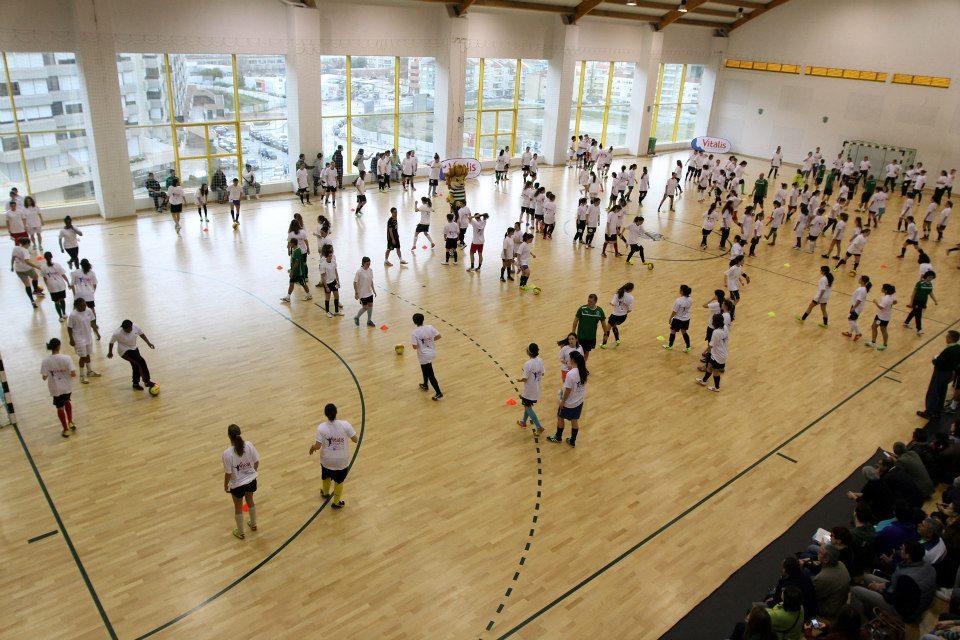 Спортинг, Португалия, женский футзал, миини-футбол, Futsal feminino, Sporting Clube de Portugal
