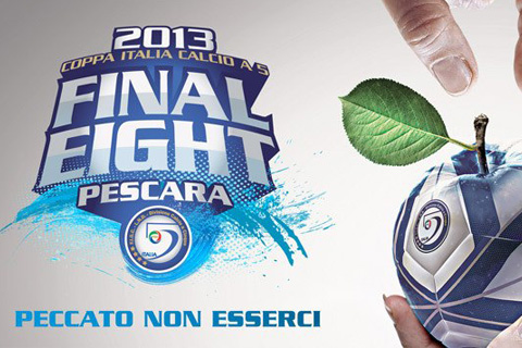 Real Statte, Final Eight A femminile, Финал восьми - Италия, 2012/2013, Italian Futsal Cup, FINAL EIGHT 2013, Sinnai