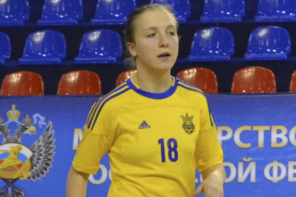 Анна Шульга, Турнир, футзал, АФУ, мини-футбол, 9 мая, женские сборные, женская сборная Украины по футзалу