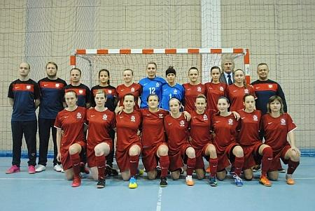 Polski Kobiet A w futsalu, ISD AJD Gol Częstochowa, Piotr Siudziński, женская сборная по фтузалу, Польша, женский футзал
