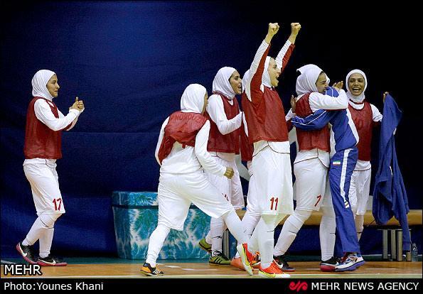 PRESS TV, сборная футзал, АМФУ, женский футзал, Iranian national futsal teams, The Battle for Hijab