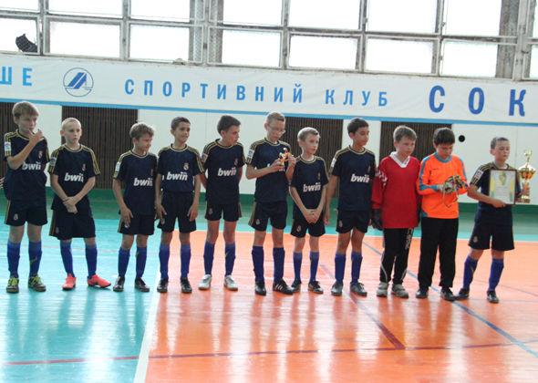 «Фаворит ДЮСШ» смт.Коцюбинське