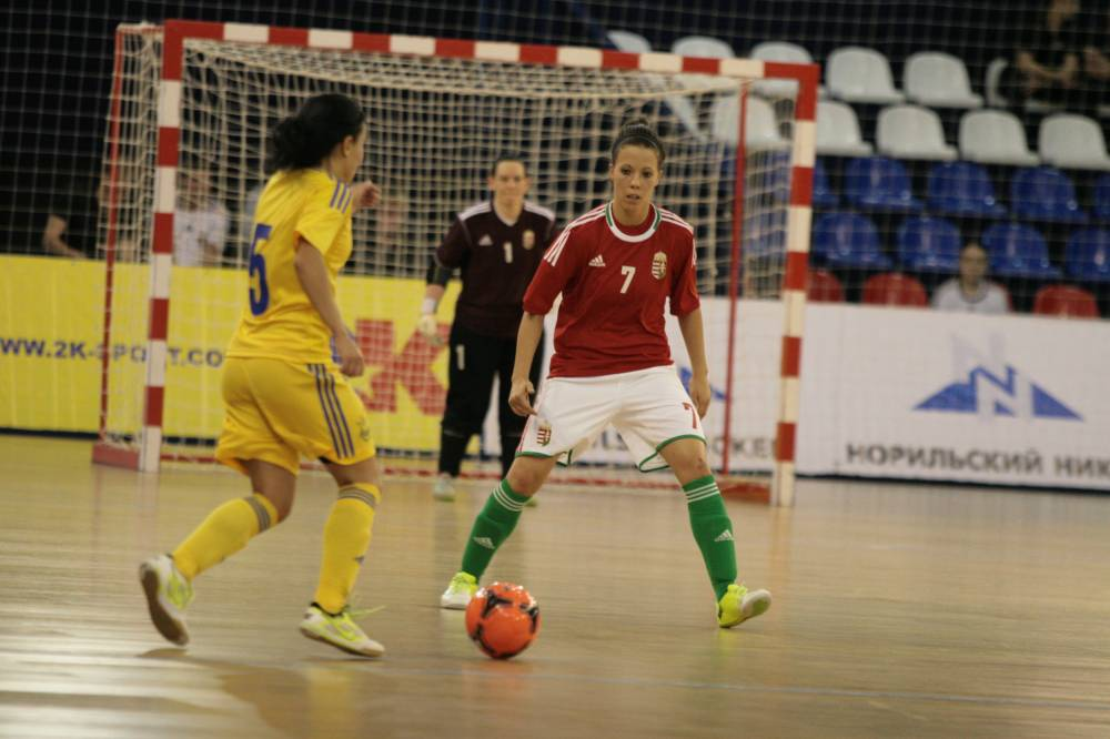 посвященный 9 мая 2013, женский футзал, Международный женский турнир, мини-футбол, женская сборная Украины, женская сборная России