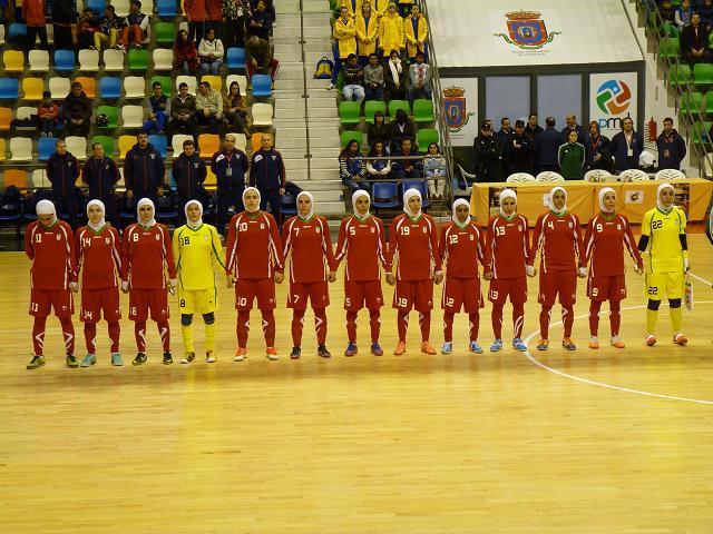 FIFA world cup womens futsal, IV Torneo Mundial de Fútbol Sala Femenino, женский футзал ЧМ, футзал, мини-футбол, Испания, Alcázar