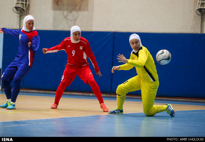 Iran women's national futsal team, IV WOMEN´S FUTSAL WORLD TOURNAMENT, Ciudad Real, Alcazar de San Juan, Mundial Femenino de FIFA