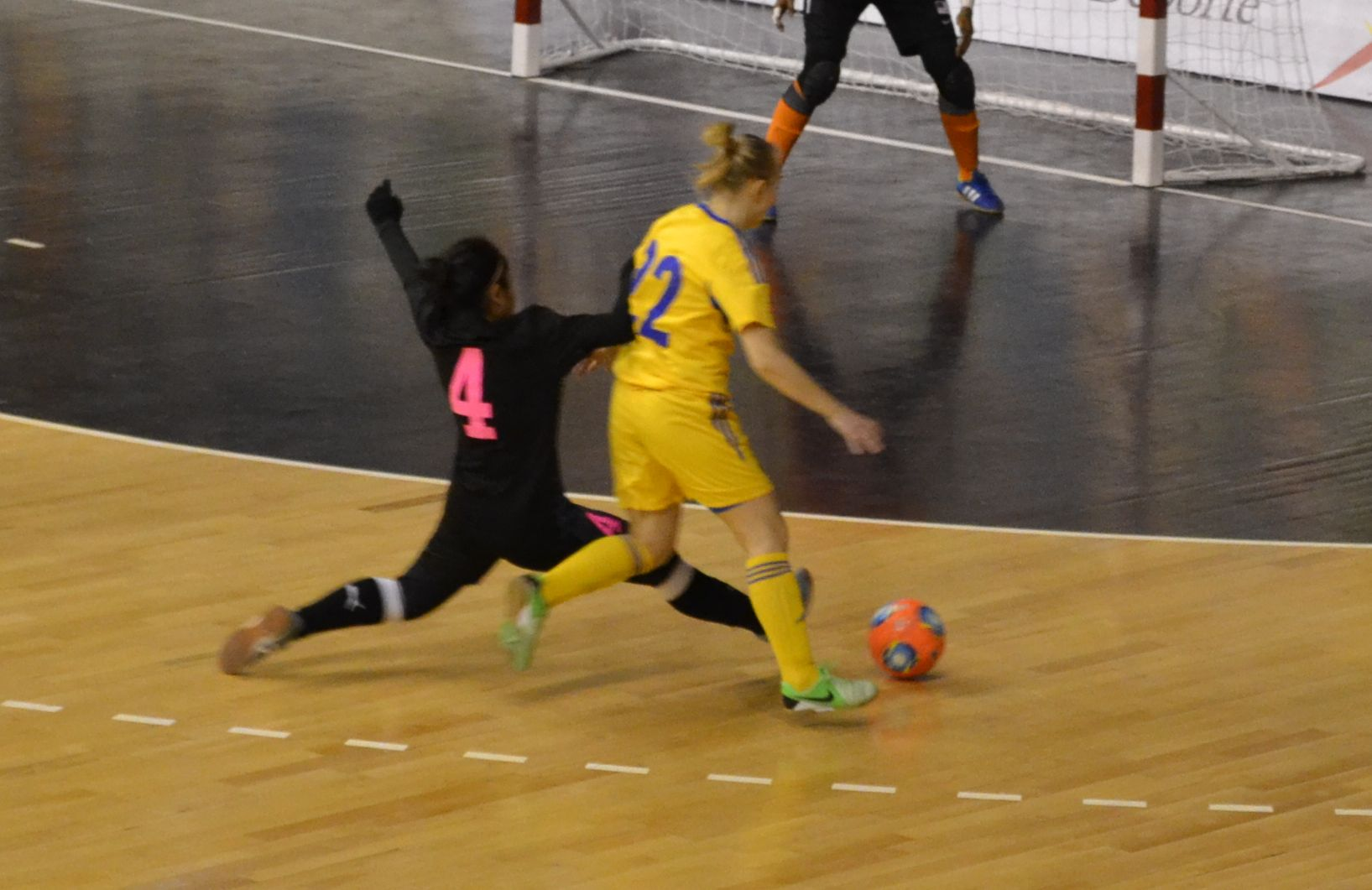 Alcázar de San Juan, футзал, женский футзал ЧМ, мини-футбол, Испания, Ciudad, IV Torneo Mundial de Fútbol Sala, FIFA world cup womens futsal