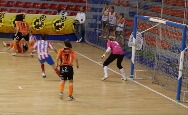 AZ Gold Women, Sinnai, Atlético de Madrid Navalcarnero, Burela FS, Quinta dos Lombos, SL Benfica, жіночий футзал, womens futsal