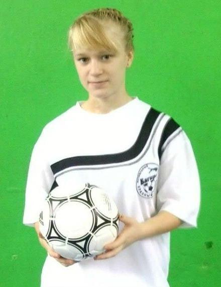 БАРСОВА Олена («Уніспорт-2-Багіра ДЮСШ»)