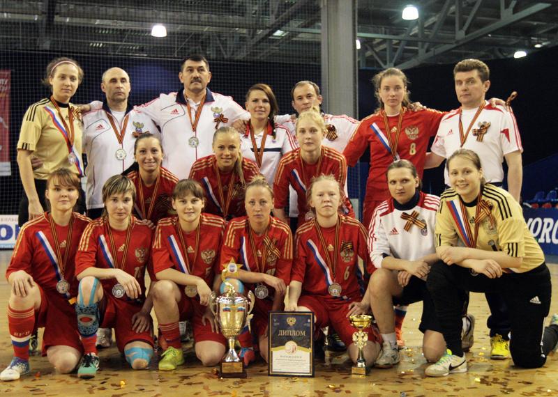 АМФР, женский футзал, Международный женский турнир, мини-футбол, посвященный 9 мая 2014, futsal