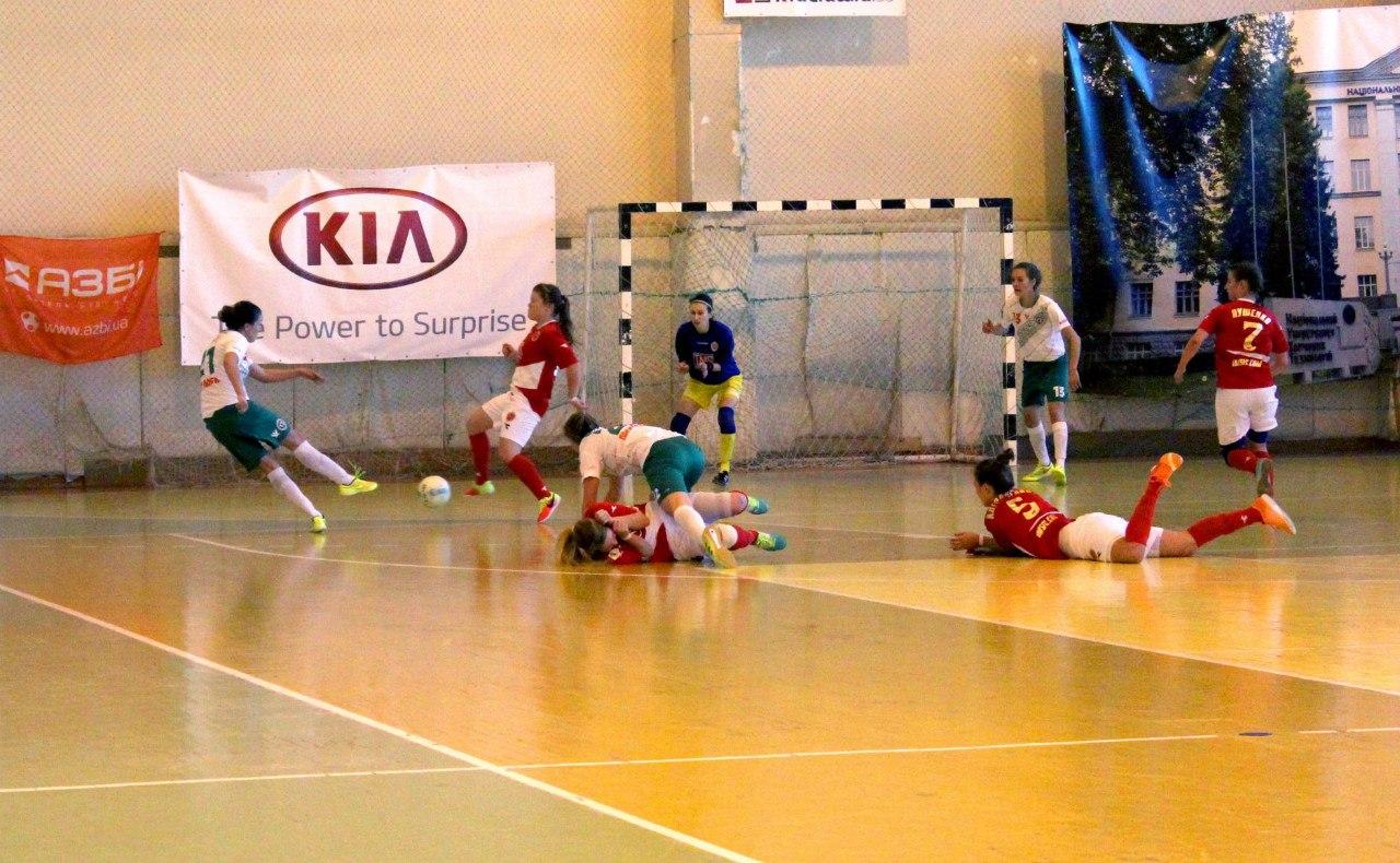 ІМС, АМФУ, футзал, комітет жінок, Біличанка, НУХТ, чемпіонат, вища ліга, 5 тур, жіночий футзал, Київ, Коцюбинське, womenfutsal