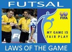 FIFA, futsal rules, футзал, правила гри, минифутбол, 2014, UEFA, УЕФА, ФИФА, futsala, доповнення