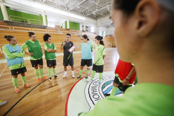Luís Conceição, Португалія, футзал, womenfutsal, FIFA, Portugal, Futsal Fem. A, Україна, жіноча збірна, АМФУ, futsal, UKRAINE, Seleção