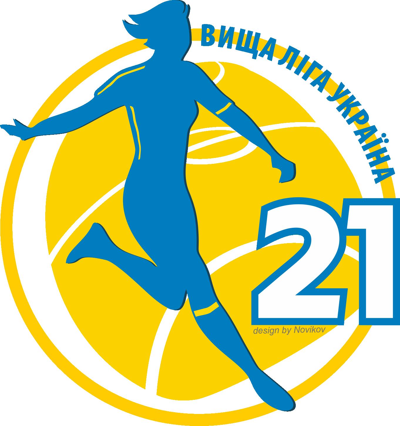 жіночий футзал, АМФУ, Червоний, міні-футбол, женский футзал, чемпионат 13-14, логотип 20 сезону жіночого футзалу