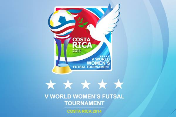 FIFA, Women World Futsal Tournament, futsal mundial 2014, uefa, жіночий, V Torneio Mundial de Futsal Feminin, femenino, Costa Rica Mundial