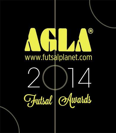 AGLA Futsal, Awards 2014, Best Woman Futsal Player, женский футзал, Лучшая футзалистка, 2014, futsalplanet, WomensPlayFutsalFIFA