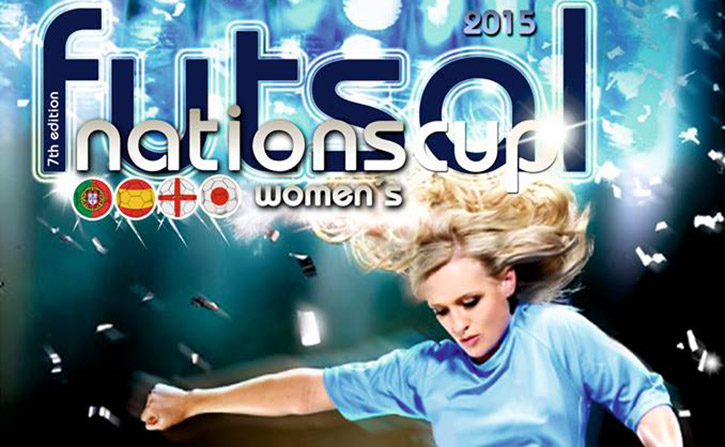 Women's Futsal Nations Cup, VII Taça Nações, Futsal Feminino, Lagoa, Portugal 2015, футзал, Кубок Націй, жіночий футзал, женский мини-футбол, Catchawards