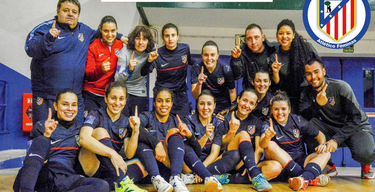 USA Futsal, Women's Futsal Cup, Guadalajara, жіночий футзал, Іспанія, футзал, женский мини-футбол, WPSL, Athletico Madrid, SL Benfica, Club Futsi Atlético Feminas