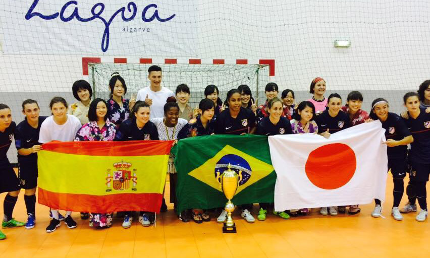 Women's Futsal Nations Cup, VII Taça Nações, Futsal Feminino, Lagoa, Portugal 2015, футзал, Кубок Націй, жіночий футзал, женский мини-футбол