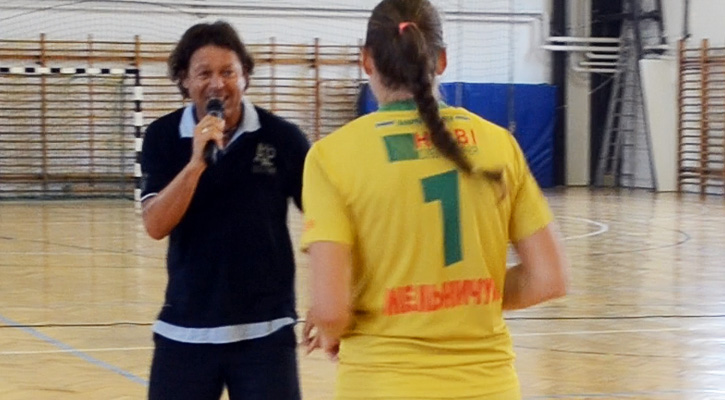 Hevesi Tamás, FC Belichanka, futsal, Thelena Cup, Tolna, Hungary, Беличанка, Біличанка, турнір, футзал