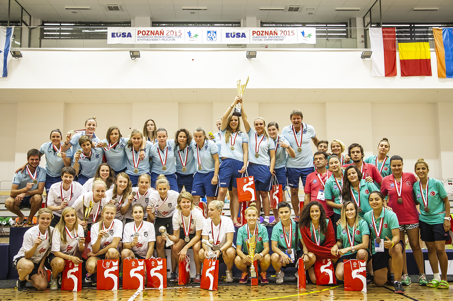 poznan 2015, EUSA, womens futsal, EUC Futsal 2015, женский футзал, European Universities Futsal Championship, Women competition, futsal