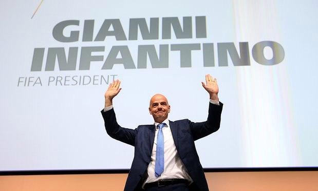 Gianni Infantino, Fifa election, Джанни Инфантино, FIFA, ФИФА, президент, Infantino Fifa, FIFA President, Extraordinary FIFA Congress 2016