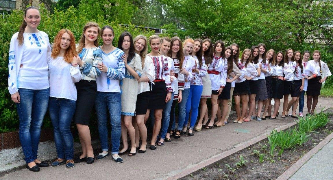 День вишиванки, Україна, Біличанка, Коцюбинське, патріоти, вишиванка, жіночий футзал, Беличанка, спорт