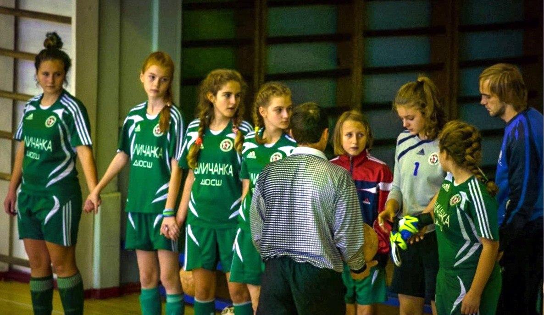 ДЮСШ, 2002-2003, ЧУ, дівочий футзал, жіночий футзал, ДЮСШ Ірпінь