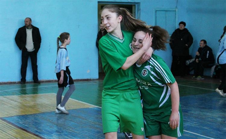 ДЮСШ, 2000-2001, ЧУ, дівочий футзал, жіночий футзал, женский футзал, змагання, минифутбол, Україна, futsal