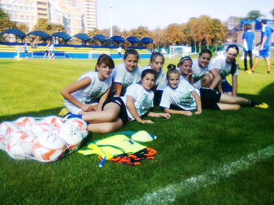 OFFS, Open Fun Football, Беличанка, Fair play, ДЮСШ, uefa, Коцюбинское, Anders Levinsen, 2012
