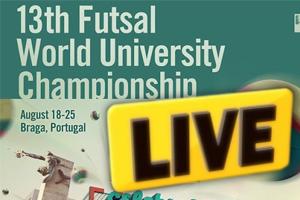 WUC 2012, студенческий футзал, ВФСА, Braga 2012, futsal, futsal.wuc2012.uminho.pt