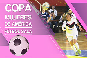 2º Sul-Americano de Clubes - Copa Mulheres da América, COPA MUJERES DE AMERICA 2013, 2nd CONMEBOL Women Futsal Club Championship