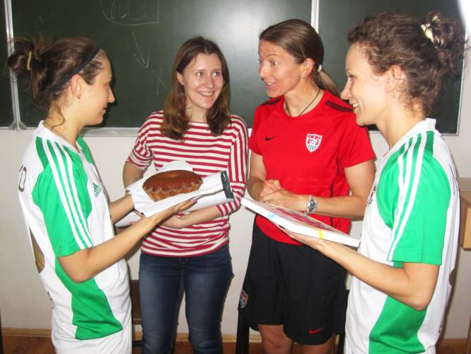 женский футбол, Tracy Noonan, Беличанка-НПУ, USA, женский футзал